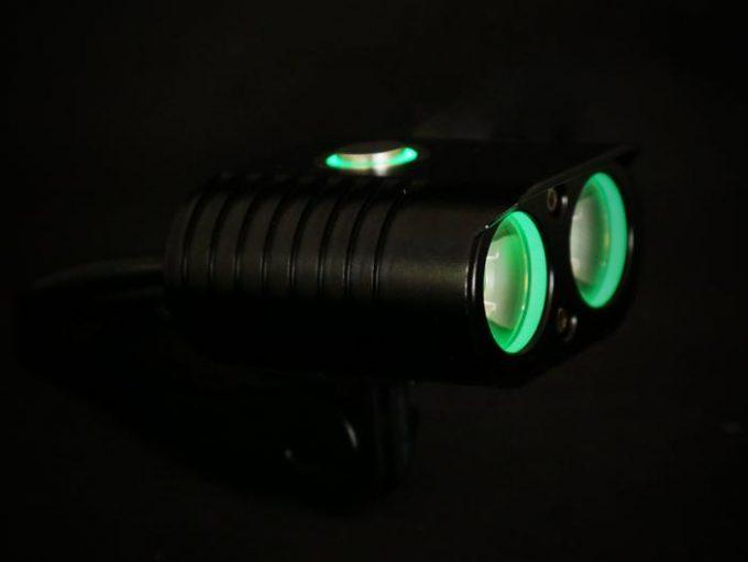 Lacroix HyBeams™ - 2200 Lumens Front Light