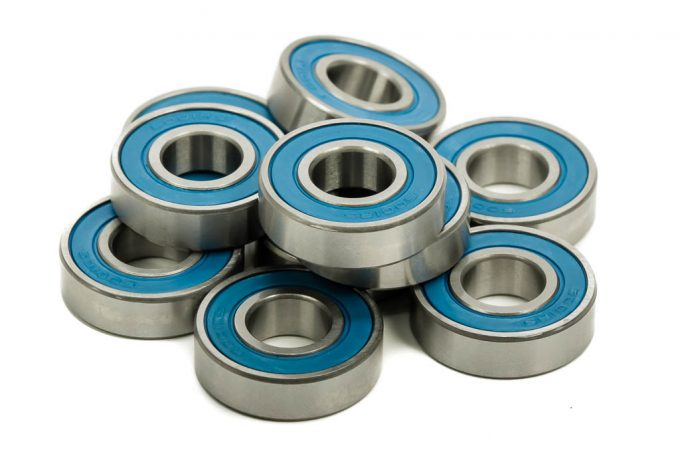 Precision Hybrid Ceramic Bearings (made in Japan) - 6001-2RS (12mm axle)