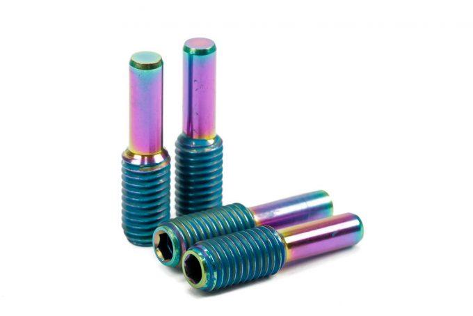 Hypertruck™ Titanium Grubscrews (for bushings)
