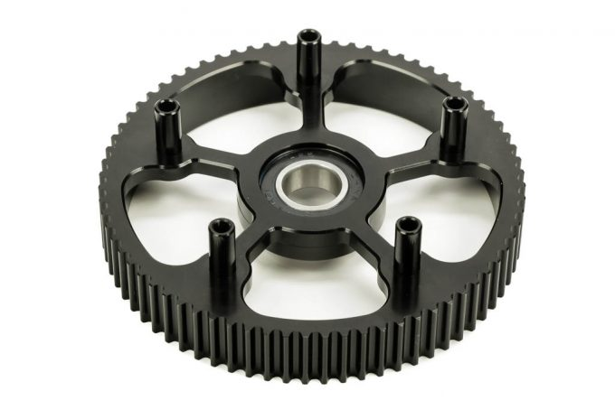 Rear Wheel Pulley (72T)   Lacroixeurope