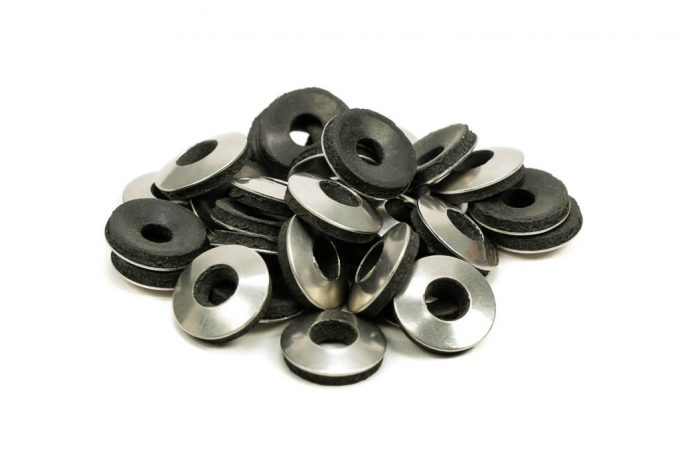 Metal-Bonded washers for enclosure screws (M5 hole)   Lacroixeurope