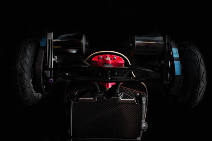 Lacroixeurope.com | Adjustable Belt Drive For HyperTrucks